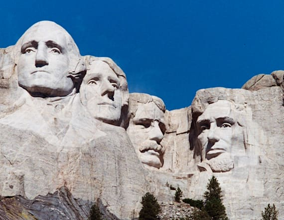 Pundit calls for Washington monuments to be removed