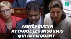 Buzyn accuse les Insoumis de