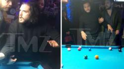 Ivre, Kit Harington se fait jeter d'un bar
