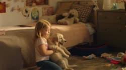 L'émouvante campagne de la Fondation 30 Millions d'Amis contre