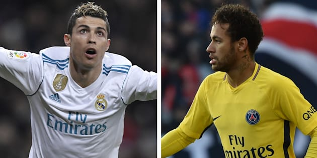Le Real Madrid renverse Paris — Ligue des champions