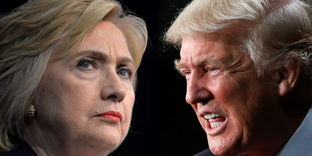 HBO concocte une série sur l'affrontement Trump/Clinton et les coulisses de la présidentielle.