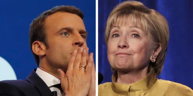 Macron aurait été visé par les mêmes hackers russes qui s'en sont pris à Clinton