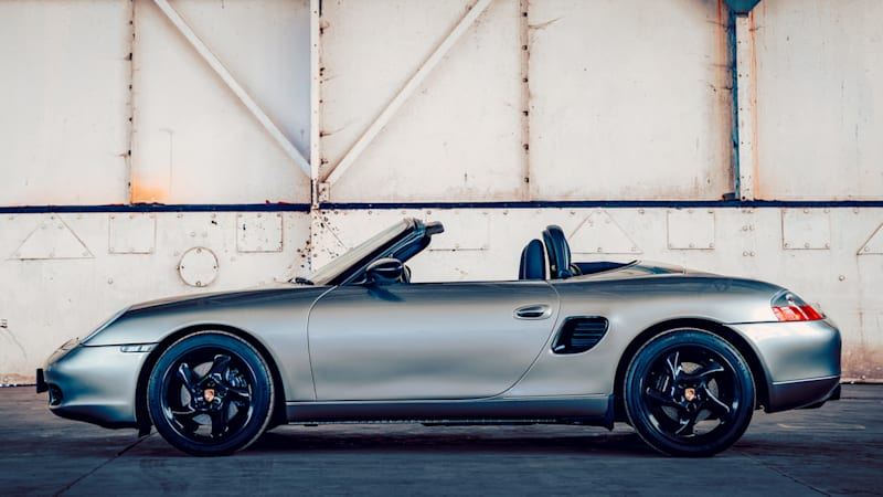 Uk Porsche Centers Re 10 First Generation Boxsters For Clic Show Autoblog