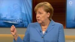 Merkel reste opposée aux idées de Macron sur la zone