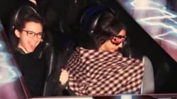 Cette YouTubeuse a fait sa routine du matin dans le Space Mountain de Disneyland