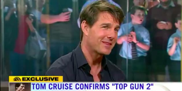 Tom Cruise confirme que le film