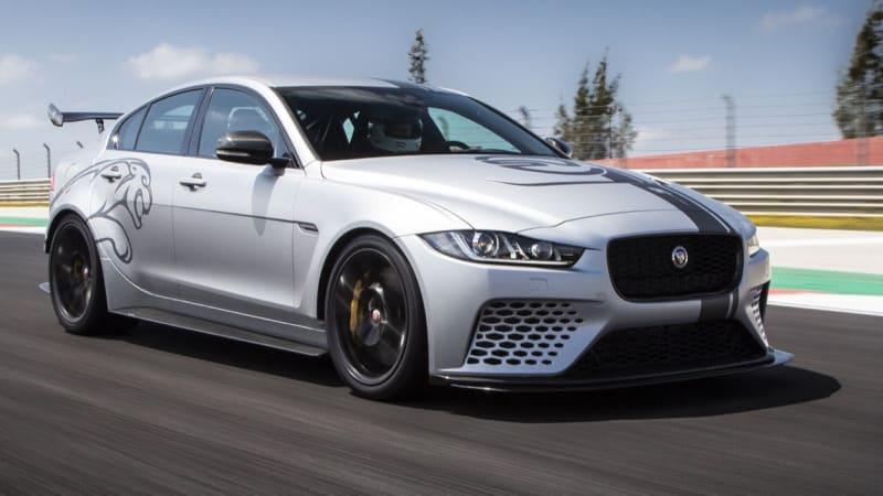 2019 Jaguar XE SV Project 8 First Drive Review