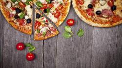 Pizza es un desayuno más sano que un plato de
