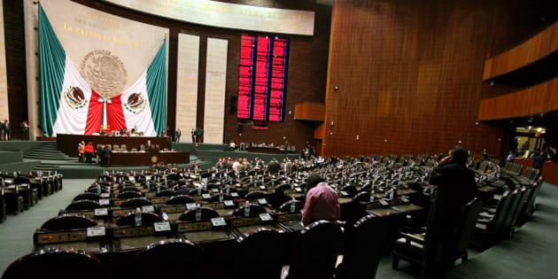 Los diputados y senadores de representación proporcional son electos por el porcentaje de votos que haya tenido su partido.