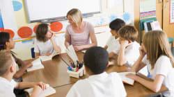 Los maestros tendrán un mes más de
