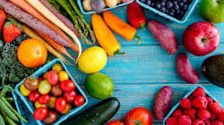 Eating 10 Fruit And Veg Portions A Day 'Can Protect Against