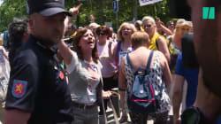 La colère des familles a éclaté en Espagne lors du premier procès des
