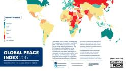 Cae índice de paz en México: Guerrero y Colima, los menos