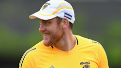 Jarryd Roughead Is Cancer Free, And He's Got A Message For Us