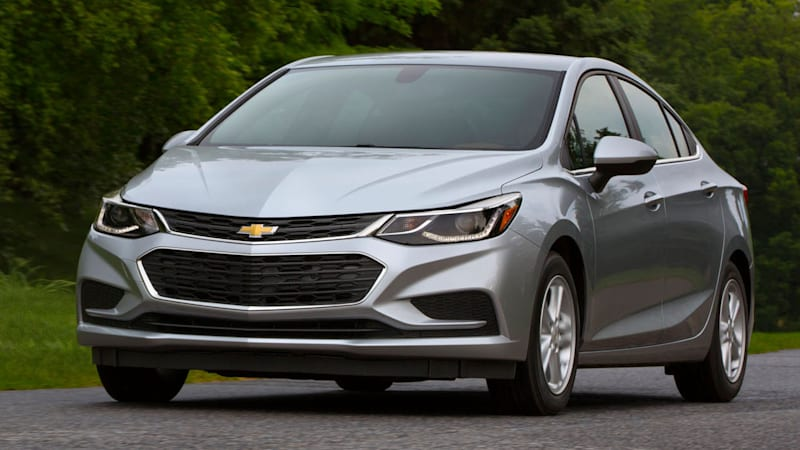 Chevy Cruze Diesel For Sale >> 2018 Chevrolet Cruze Buyer's Guide with specs, engine ...