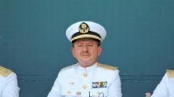 El almirante José Rafael Ojeda Durán será el titular de la Secretaría de Marina en el gobierno de