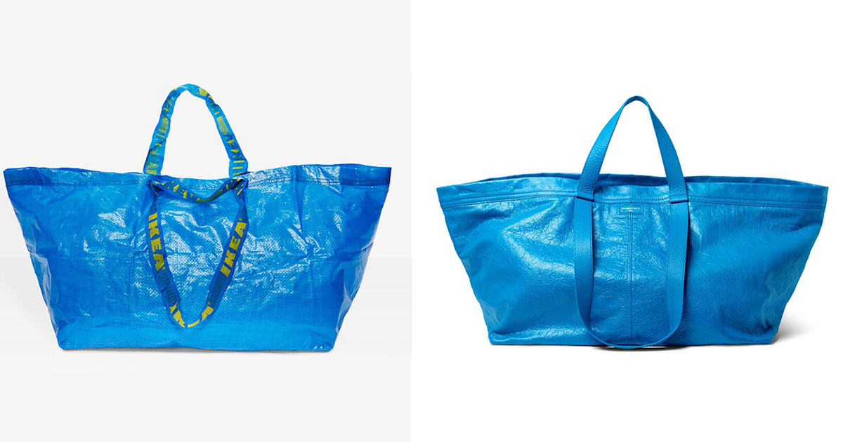 Ikea Has Hilariously Responded To That 2600 Lookalike Bag Huffpost Australia