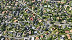 Les ventes de logements au Canada ont grimpé en
