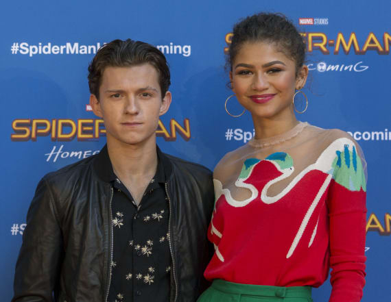 Zendaya and Tom Holland continue to quietly date