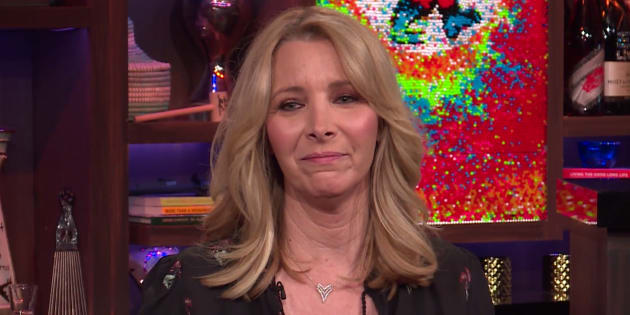 """Lisa Kudrow révèle la pire insulte qu'une guest star lui a lancée sur le tournage de """"Friends"""""""