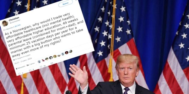 Premier examen médical de Donald Trump sur fond d'inquiétudes — ETATS-UNIS