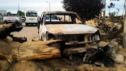 L'aviation a détruit des véhicules utilisés dans l'attaque en
