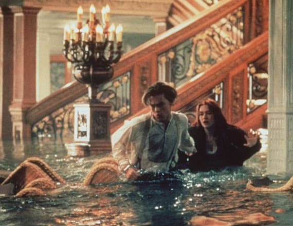 James Cameron talks 'Titanic' mistakes