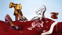 La colección de zapatos de Christian Louboutin inspirada en 'Star