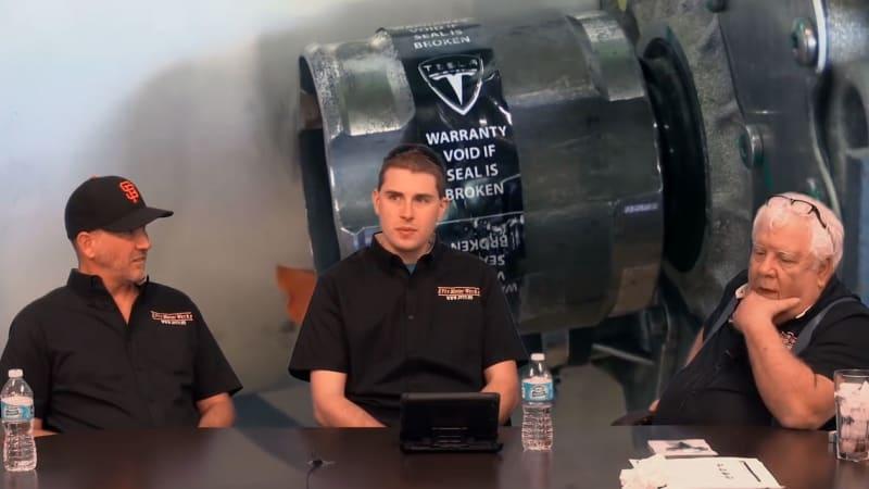 EVTV hacks Tesla drivetrain, whiskey ensues [w/video]   Autoblog