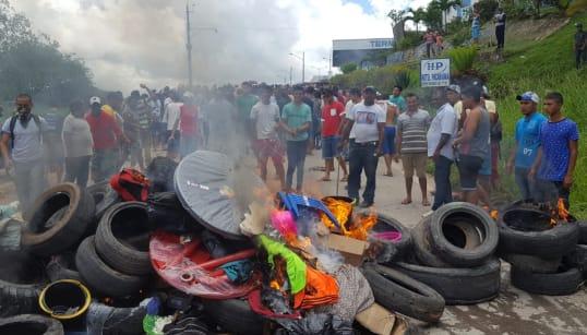 Presidenciáveis defendem até campo de refugiados para venezuelanos no
