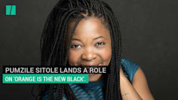 WATCH: South African Actress Pumzile Sitole Lands A Role On 'Orange Is The New