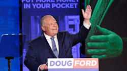 Watch Doug Ford Give A Shoutout To His Late Brother