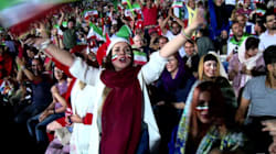 Des Iraniennes admises pour la première fois dans un