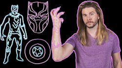 Black Panther's Powerful Vibranium Suit Explained With Real