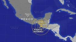 Sismo de 6.5 cimbra desde Chiapas hasta El