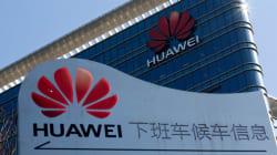 EU señala a Huawei por robo de