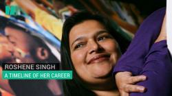 WATCH: A Timeline Of Roshene Singh's