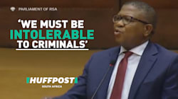 Fikile Mbalula's 'Ball Crushing' Comments Less Frightening Than Escalating Crime --