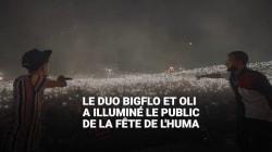 La demande lumineuse de Bigflo et Oli à leur public a donné un moment