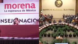 VIDEO: La complicada trama del Fideicomiso de Morena para los damnificados que el INE multó por