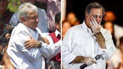 Entre la 'República Amorosa' de López Obrador y el 'entrón' de