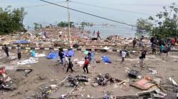 Le séisme et le tsunami en Indonésie ont fait des centaines de