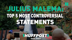 WATCH : Julius Malema's Top 5 Most Controversial