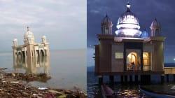 Les images de la ville de Palu, en Indonésie, avant et après le