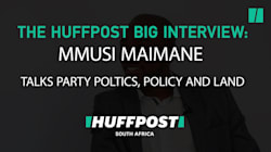 From Party Politics To Land, Mmusi Maimane Gives HuffPost The Insider On The DA Plan For South