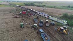 Almeno 10 morti e 73 feriti per il deragliamento di un treno in