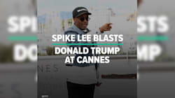 WATCH: Spike Lee Blasts Donald Trump At