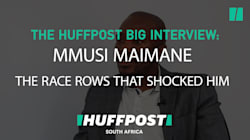 Race: Why Maimane Is