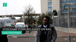 WATCH: Duduzane Zuma Released On Bail, Case